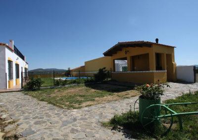 Barbacoa Casa Rural La Cabra