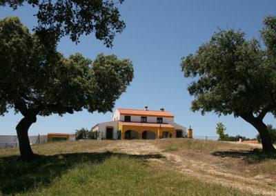 Exterior Casa Rural La Cabra